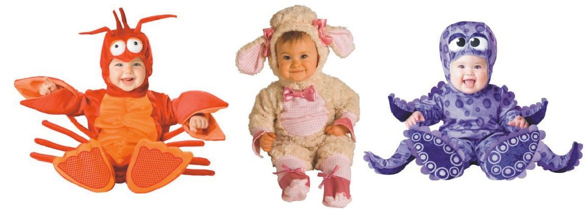 I love baby Halloween costumesu2026so cute and little chubby cheeks just beg to be stuffed into cute little animal costumes lol.  sc 1 st  SheSaved & Amazon | *HOT* Halloween Costumes for Babies - SheSaved®