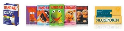 Winner, Winner, WINesday #4: Band-Aid and Neosporin Back to School First Aid Kit Giveaway!