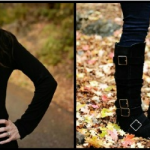 Fashion Friday with Cents of Style | Get a Pair of Boots & a Scarf for $31.94 Shipped!