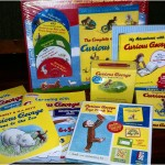 curious george prize package