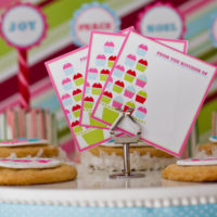 FREE Printable Baked Goods Label + Printable Coupons for Baking!