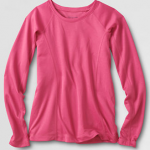 girls thermal top