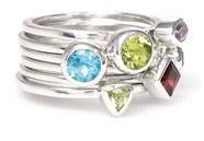 Janice Girardi Silver Jewelry at Rue La La!