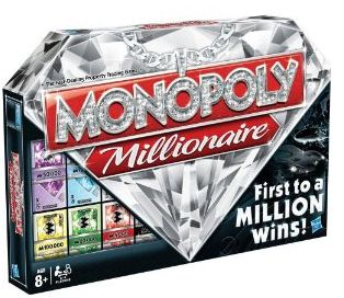 Winner, Winner, WINesday #3: Monopoly Millionaire Review & Giveaway!