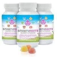 FREEbie Alert   Free SmartyPants Gummy Vitamin Sample