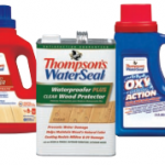 Rebate | Up to $21 Back wyb Thompson's Water Seal Water Proofer Plus Wood Protectors