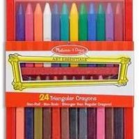 Crayons That DON'T Roll | $7.49 or $5.60 Shipped!