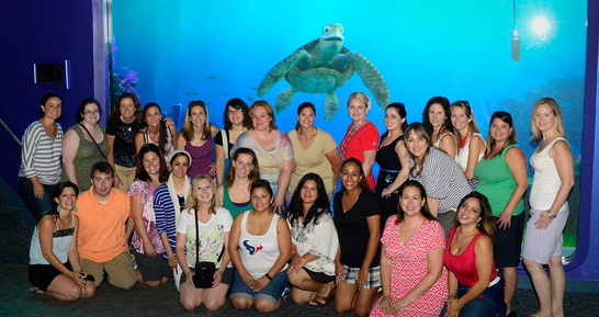 Turtle Talk with Crush | #DisneyInHomeBloggers