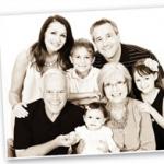 FREEbie Alert | FREE 20×20 Family Ties Portrait at Walmart's PictureMe Portrait Studio