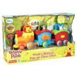 Fisher-Price Disney's Winnie the Pooh – Pooh's Musical Pop-up Choo Choo for $13.71 Shipped