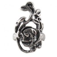 Ancient Rose Cirrus Carved Retro Style Ring for $1.26 Shipped