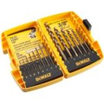 DEWALT 14-Piece Pilot-Point Twist Drill Bit Assortment for $12.08 Shipped