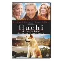 Hachi: A Dog's Tale DVD for $4.99 Shipped