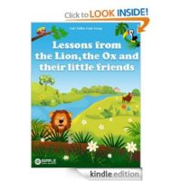 FREE Kindle Book: Lessons from the Lion, the Ox and their little friends