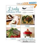 Lively Gluten Free Recipe Book