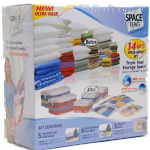 Space Bag 14 Bag Space Saver Set for $26.89 Shipped