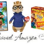 Amazon Deals Alvin and the Chipmunks Merchandise
