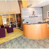 A Rare Peek Inside the Disney Animation Research Library | #DisneyInHomeBloggers