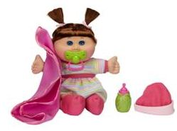 Winner, Winner, WINesday #5: Cabbage Patch Kids Babies Review & Giveaway