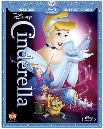 Winner, Winner, WINesday #3: Cinderella Diamond Edition DVD Giveaway!