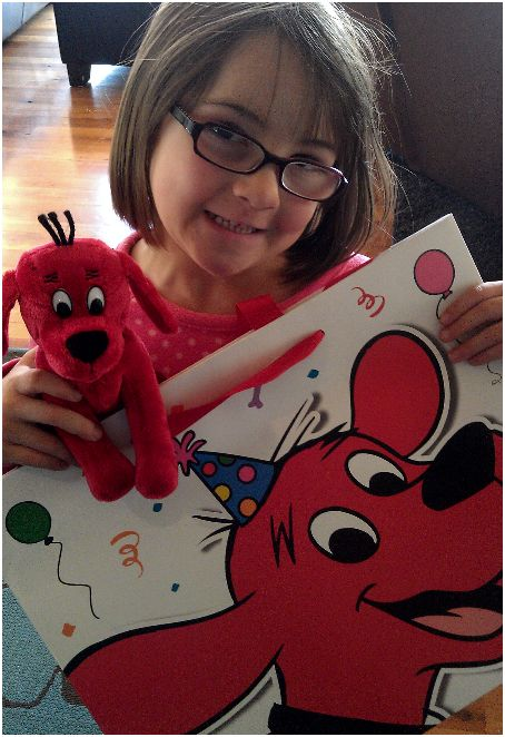 Winner, Winner, WINesday #2: Clifford The Big Red Dog Birthday Prize Pack Giveaway! (3 Winners)