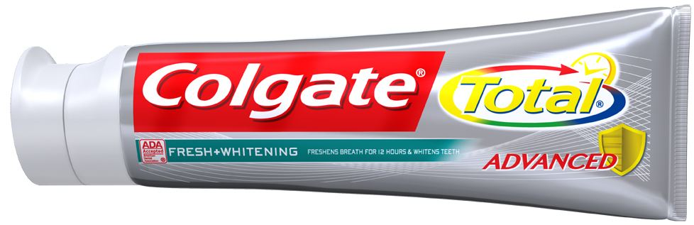 Winner, Winner, WINesday #2: Colgate Total Advanced Fresh + Whitening Toothpaste Review + Giveaway!