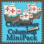 Free Christopher Columbus Mini Pack