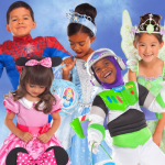 The Disney Store | 25% Off Costumes + 40% Off Costumes Accessories + FREE Shipping + Cash Back!
