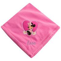 The Disney Store: FREE Personalization + FREE shipping + 4% Cash Back!