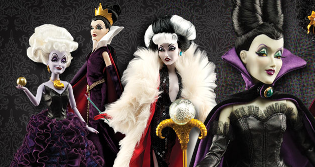 25% Off Villains Collections Accessories & More at The Disney Store + FREE shipping + Cash Back