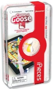 Winner, Winner, WINesday #5 iPieces Game of Goose Review and Giveaway!
