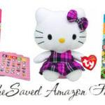 Hello Kitty Toy Deals on Amazon