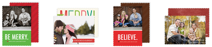 Holiday Cards   50% off at Paper Coterie + FREE Journal for New Members