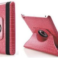 Amazon | Pink Crocodile Smart Cover Case for Apple iPad 2
