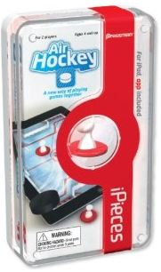 Winner, Winner, WINesday #6 iPieces Air Hockey Game Review and Giveaway!