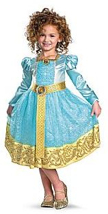 Winner, Winner, WINesday #1: Disguise Merida Costume Review and Giveaway!