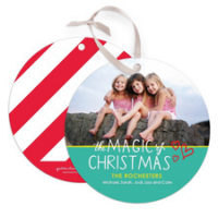 25% Off Ornament Cards at Tiny Prints