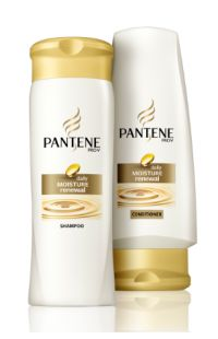 Winner, Winner, WINesday #1: Pantene Shampoo & Conditioner Giveaway!