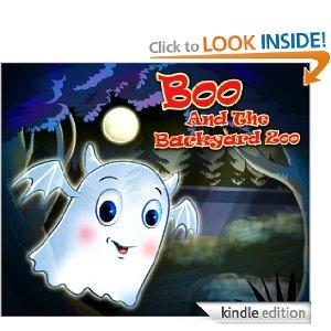FREE Kindle Book | Boo and The Backyard Zoo