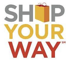 Shop Your Way Reward Points from Sears