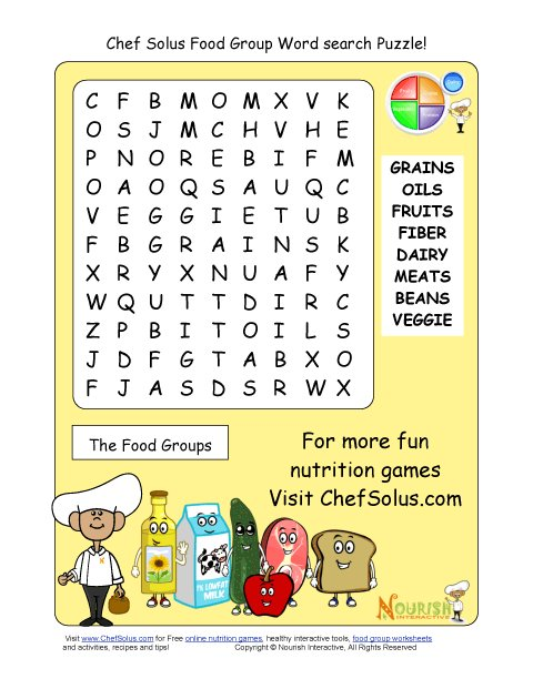 ... happy teachers sign up now healthy foods word search download healthy