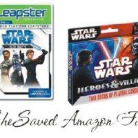 Amazon Deals For the Star Wars Fan