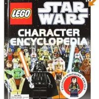 LEGO Star Wars Book Character Encyclopedia [Hardcover] for $10.34 Shipped!