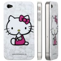 Hello Kitty iPhone 4 Case for $1.82 Shipped