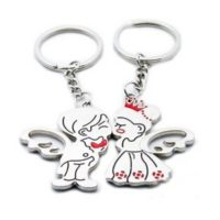 Angel Keychain for $1.29 Shipped
