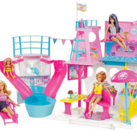 Barbie Sisters Cruise Ship for $49.99 Shipped