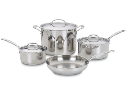Cuisinart Stainless Cookware Set
