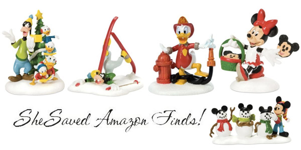 Department 56 Disney Figurines