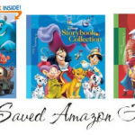 Disney Storybooks for $5 Each on Amazon
