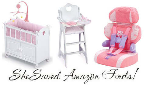 a60dc67183f Amazon Deals on Doll Accessories - SheSaved®